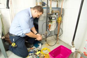 twin cities water heater repair
