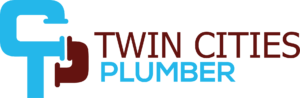 twin cities plumber logo
